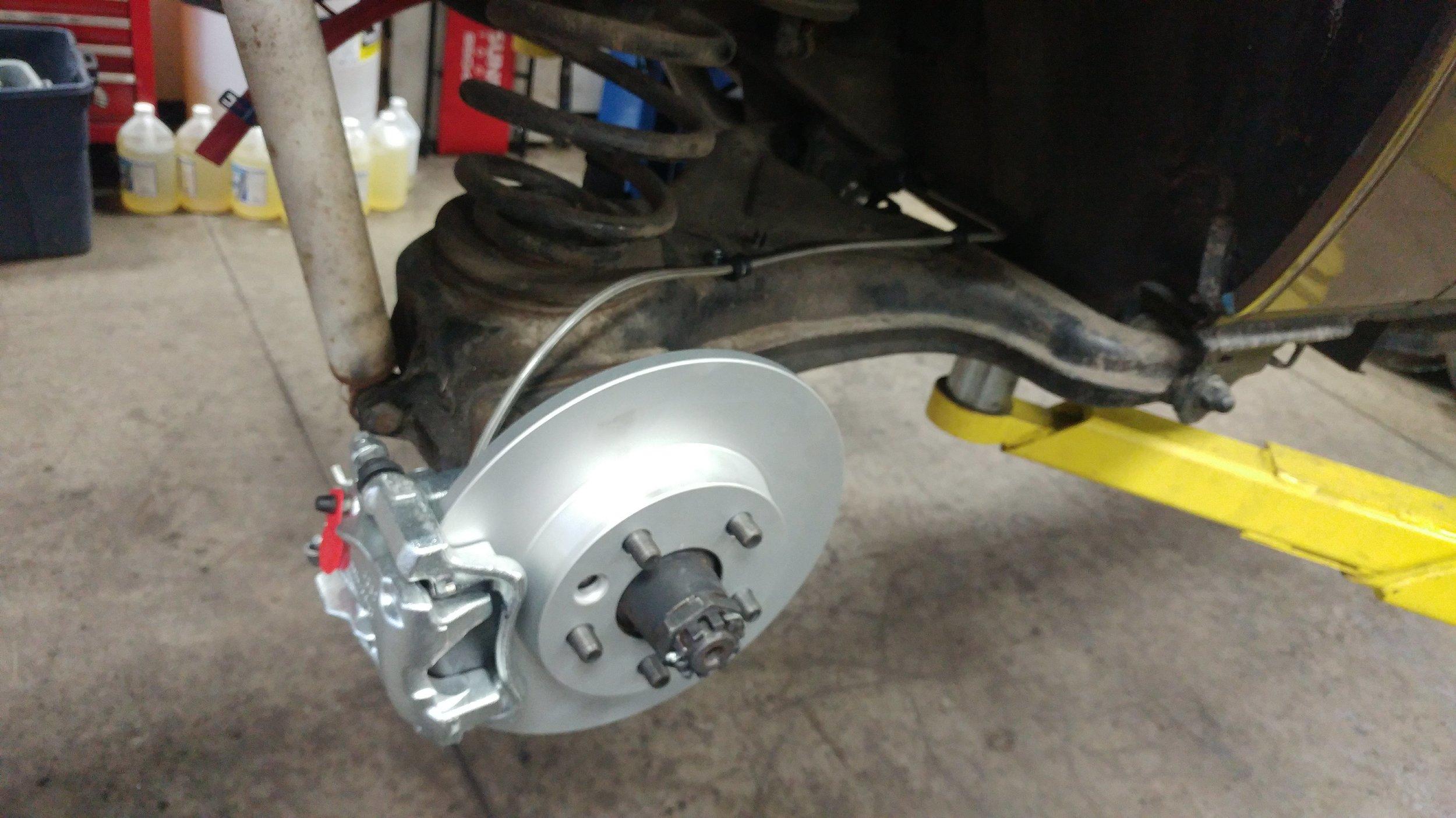 More braking power is never a bad idea…