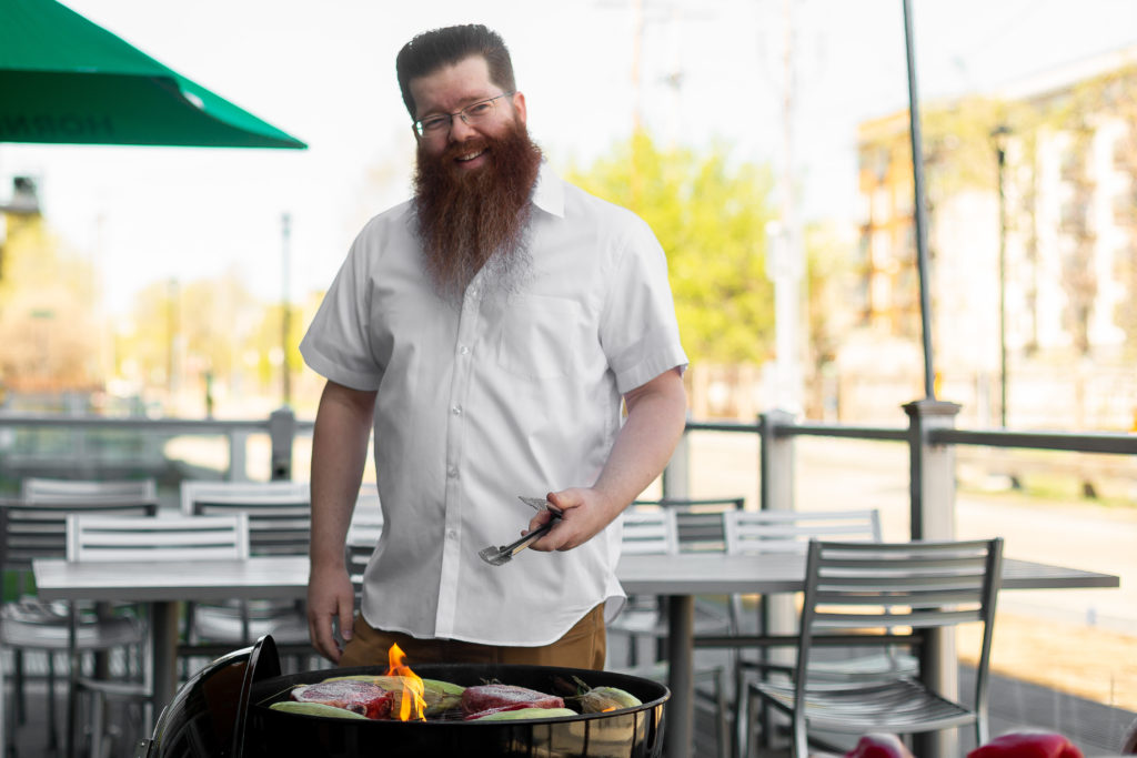 Mike DeCamp Grilling Tips