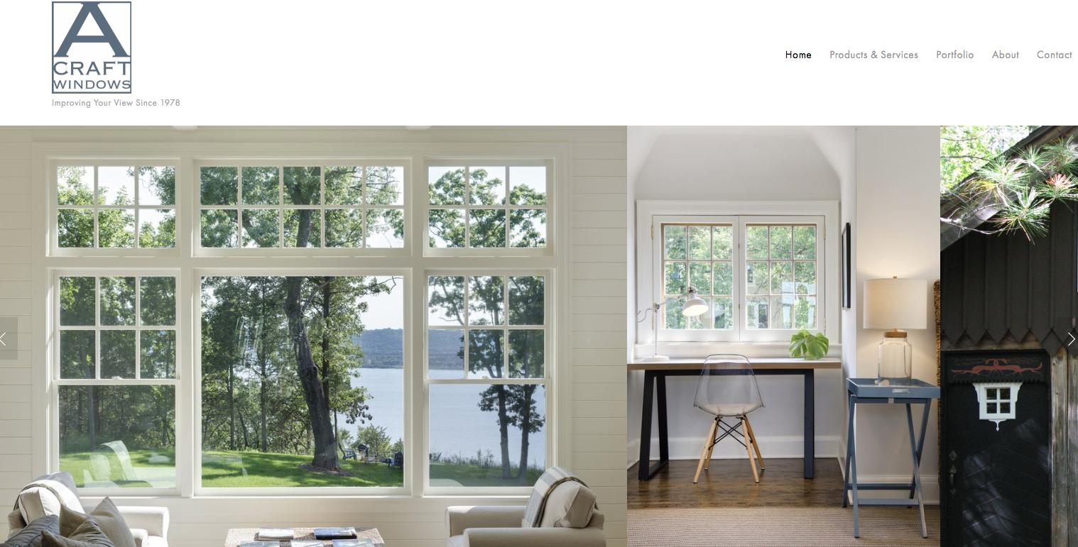 Custom Window Company