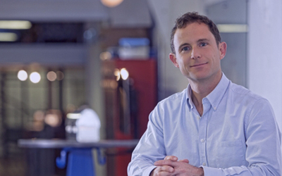 Rob Moffat, Balderton Capital