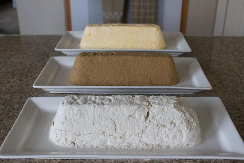 Baking Ingots