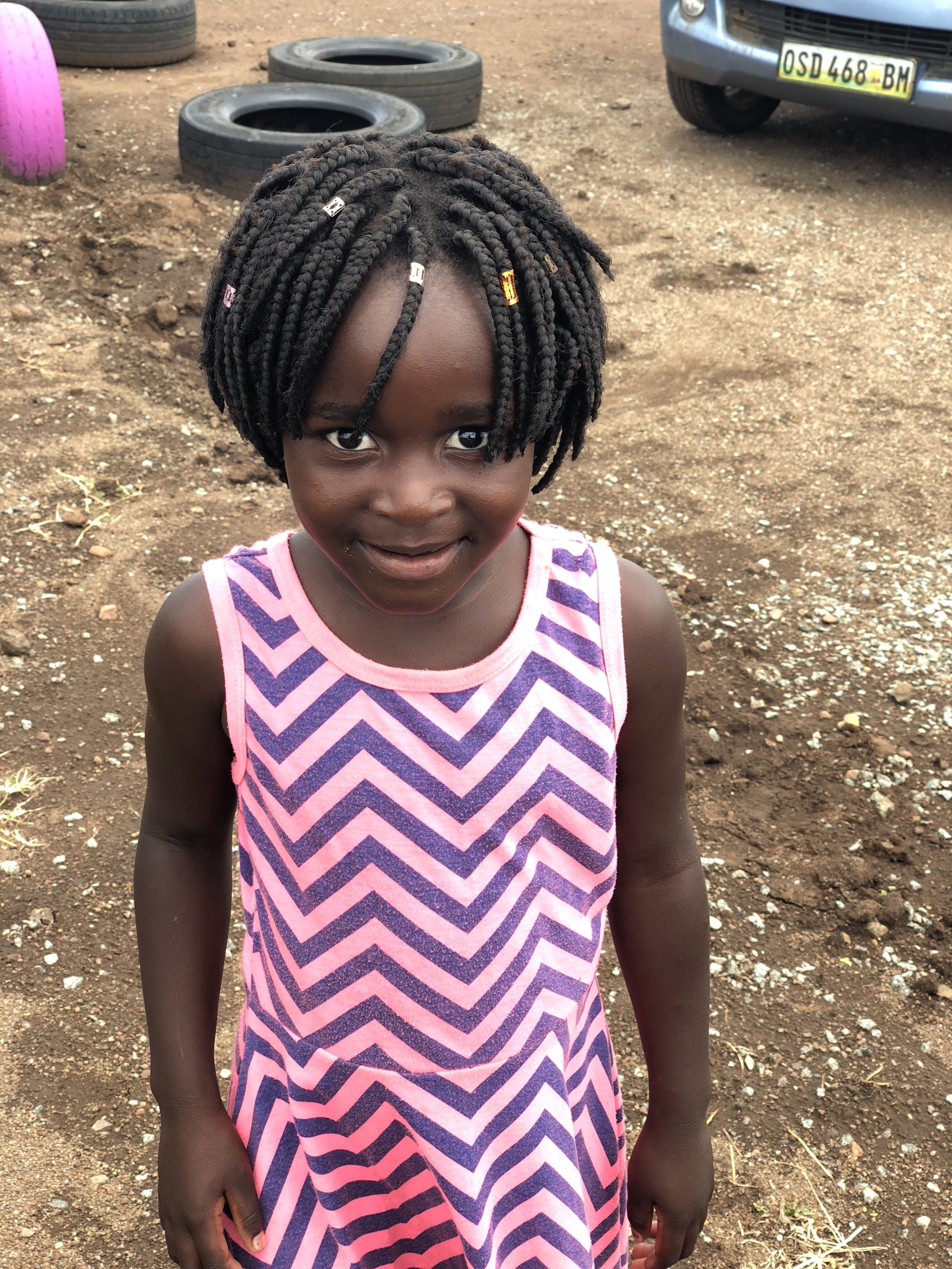 Step 4: Share with friends and family about how you are making a lasting impact in the lives of orphaned children in Swaziland, Africa. Your funds are allowing these kids to escape their circumstances and chase their dreams! Thank you!