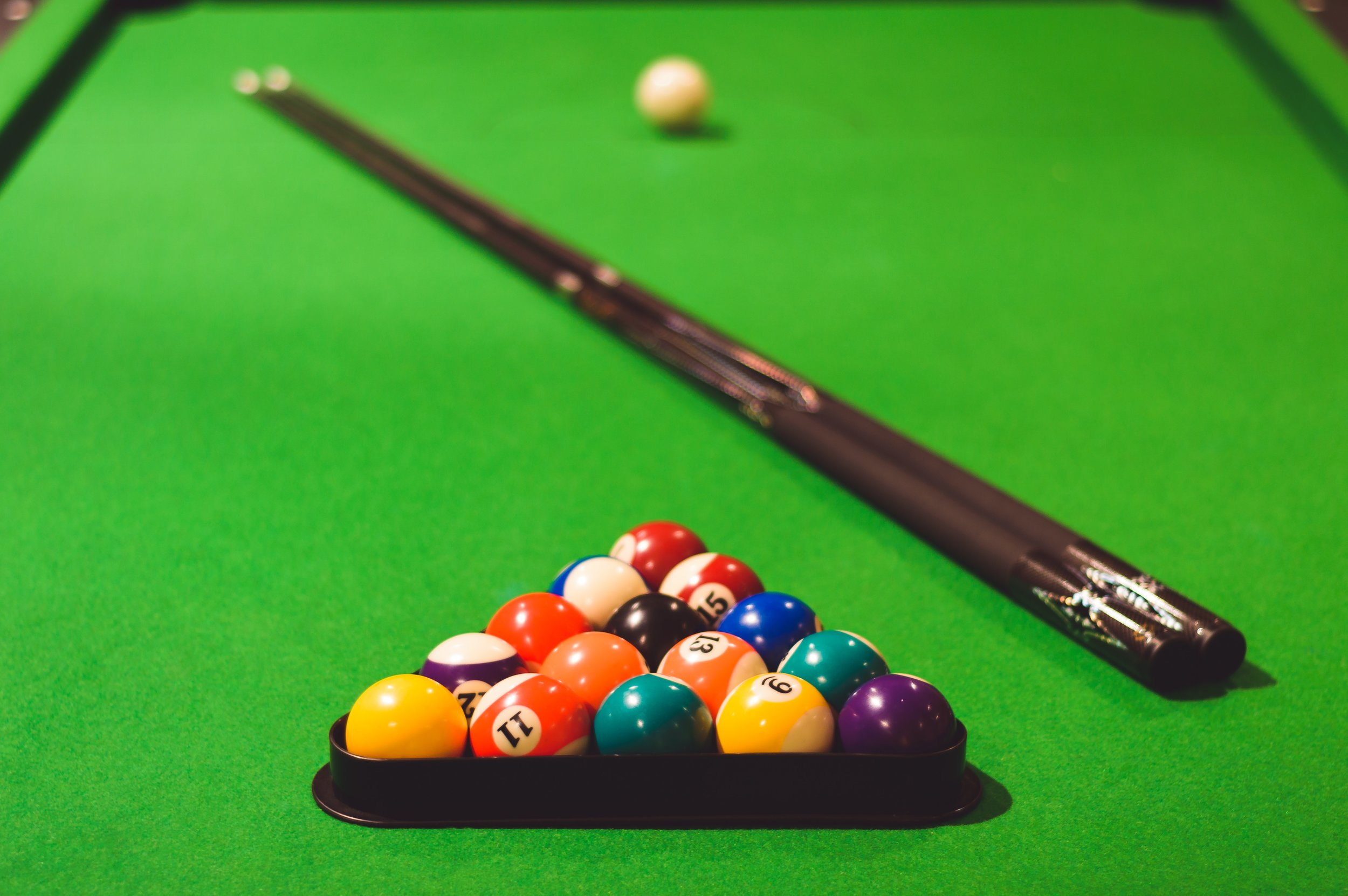 Event Space/Billiard Room -