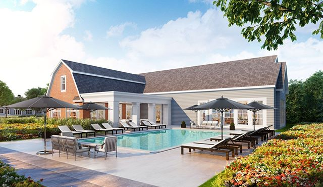 Where we would rather be today - poolside at Kensington Estates 😍 •⠀⠀⠀⠀⠀⠀ •⠀⠀⠀⠀⠀⠀ •⠀⠀⠀⠀⠀⠀ #Pool #Clubhouse #Summer #Veranda #Sunshine Neighborhood #Community #NewDevelopment #NewConstruction #KensingtonEstates #LongIslandLiving #LongIsland #NewYork #Woodbury #Huntington #ColdSpringHarbor #LuxuryRealEstate #LuxuryHomes #DreamHome #LuxuryLiving #LuxuryLifestyle #Realty #RealEstate #DanielGaleSIR #Sothebys #YourWayForward #EPOTD #SothebysRealty
