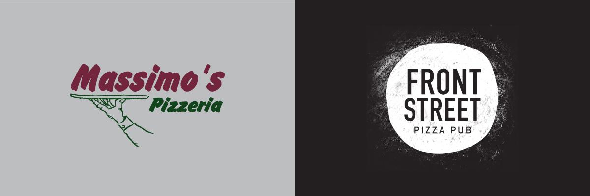Front Street Pizza Pub - Rebrand