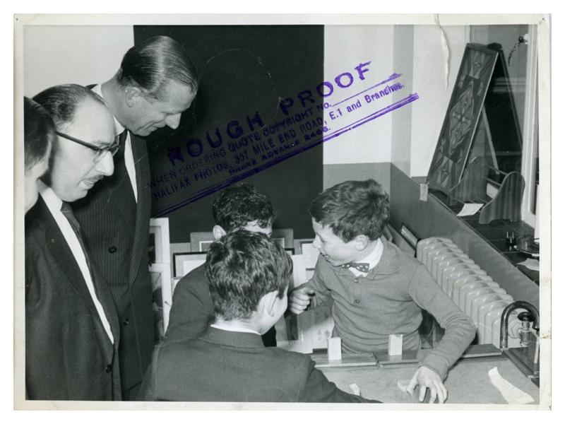 B94 Duke of Edinburgh - Steven Colman - Harry Mitchell