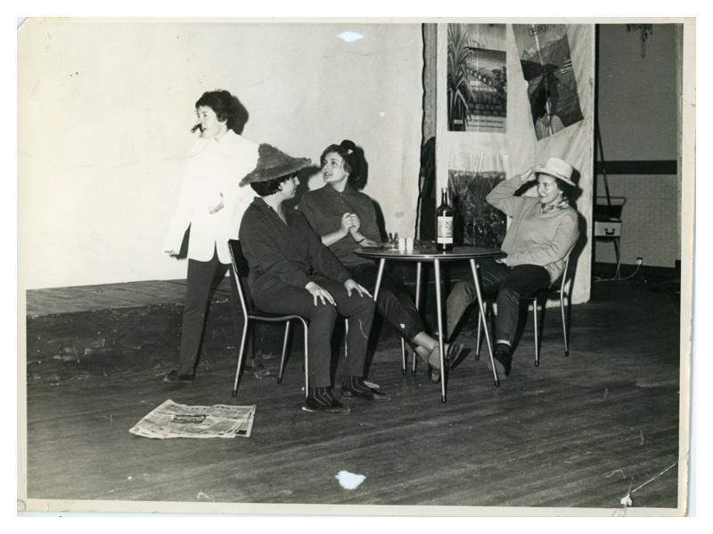 D43 Phyllis Gorgin - Francis Krelman - Geraldine Lux