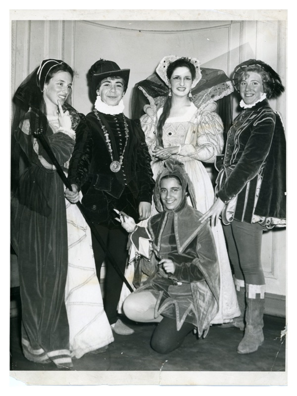 C37 Estelle Jacobs - Sandra Mildiner - Sharon Rose - Gloria Rubinstein - Mildred Salklin