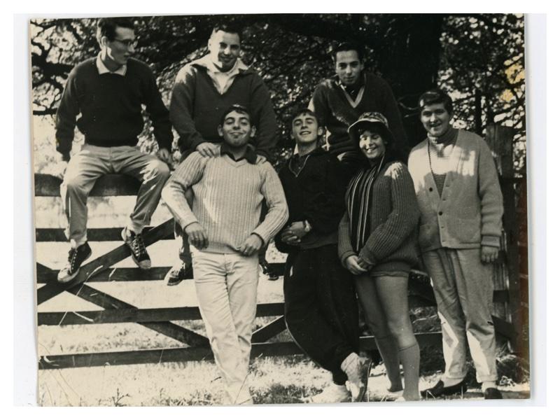 D28 Roger Tash - Steve Levitas - Johnny Rabin - Ray Sheldon - Carol Mayer - Micky Berman