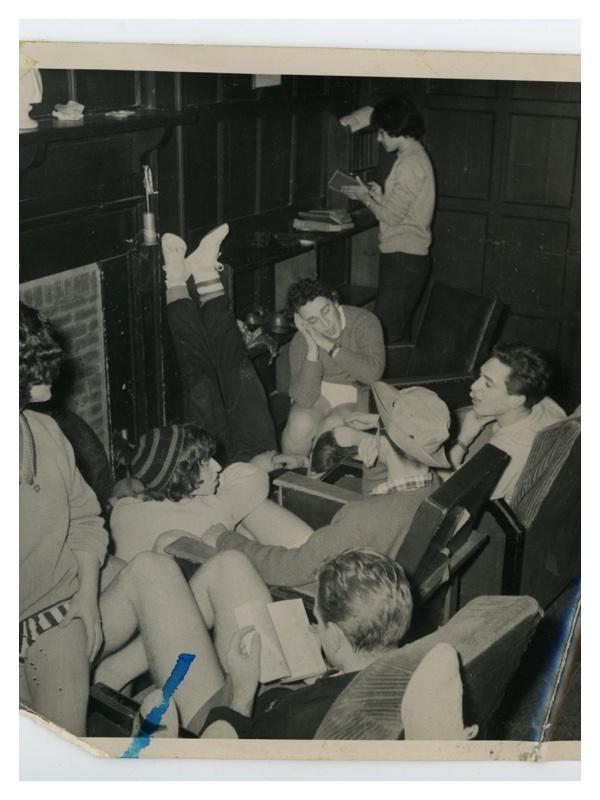D196 Dennis Bonley - Harry Cohen - Rosalind Gold - Paula Kaye - Tony Robotkin - Gloria Rubinstein