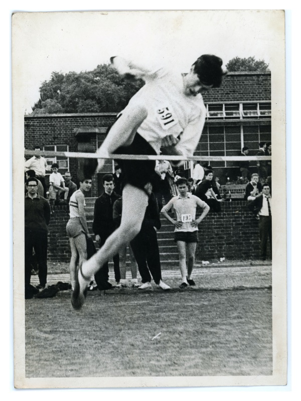 Athletics in the 1950s -