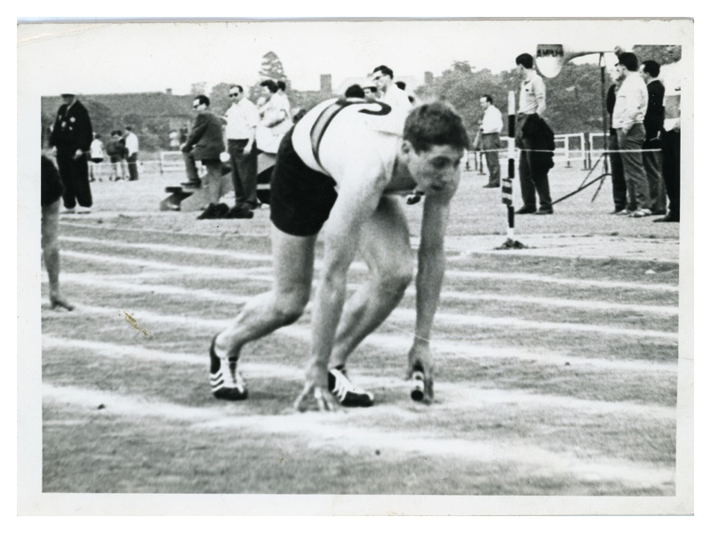 Athletics in the 1960s -