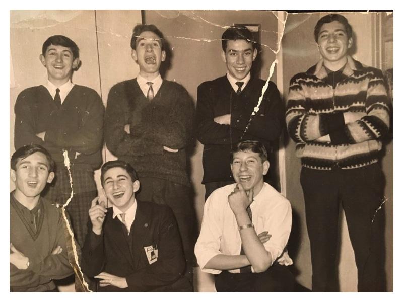 C2018 Tony Branch - Alan Fitterman - Mickey Green - Irving Kuchinsky - Laurence Prince - Tony Silverman