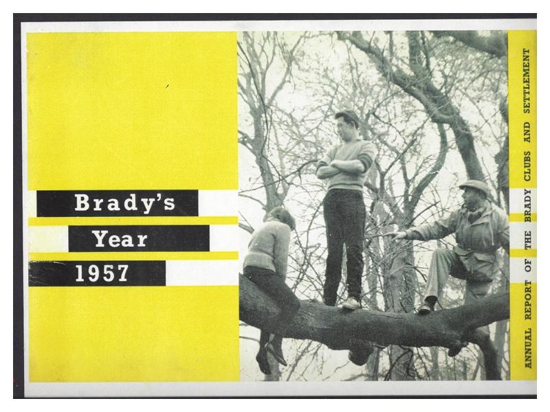 B2051 Brady's Year 1957