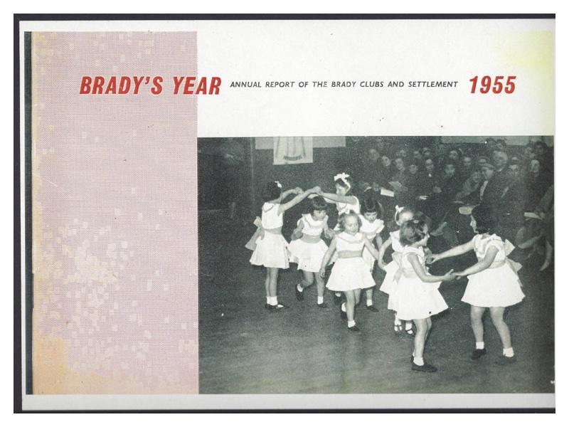 B2053 Brady's Year 1955