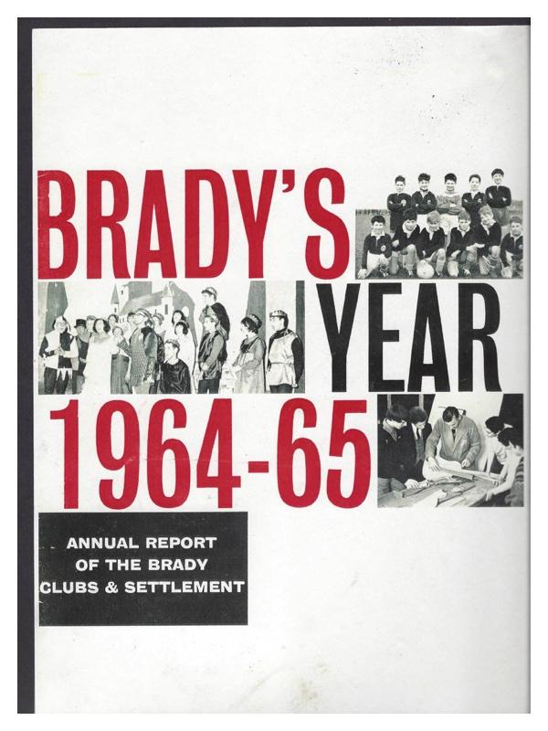 C2021 Brady's Year 1964-65