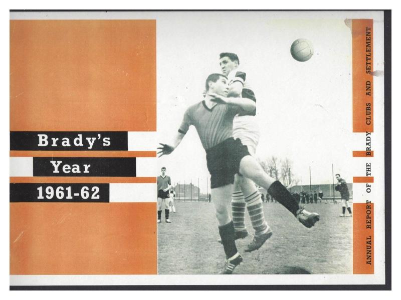 C2022 Brady's Year 1961-62
