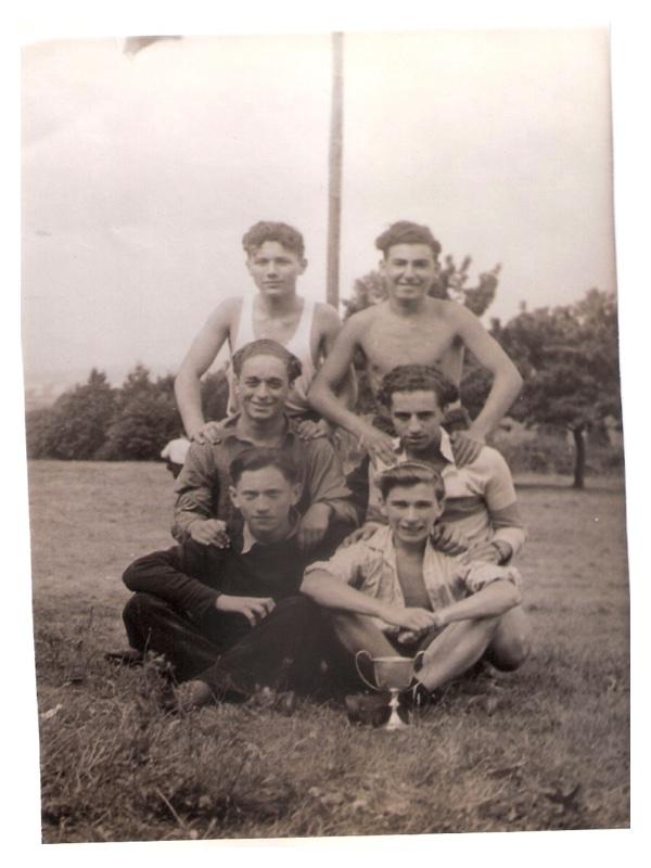 A2009 Harry Brack - Ted Labofsky - Stanley Lipman - Julius Shrensky/Sheridan