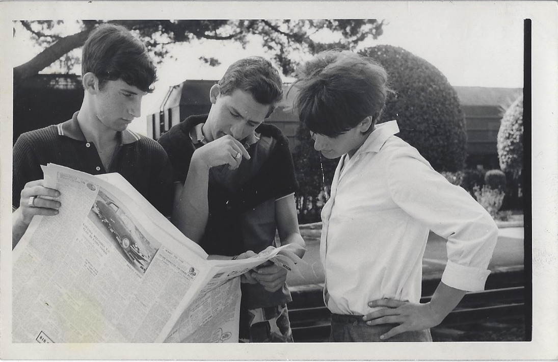 D2019 Barry Hackman, Barrie Liss, Joyce Solinger