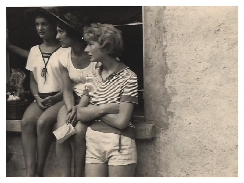C2059 Lugano: Barbara Goldstein - Marion Delew - Sandra Purkis