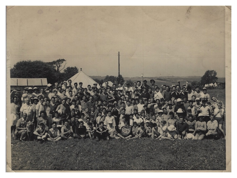 C2064 Full Camp 1956