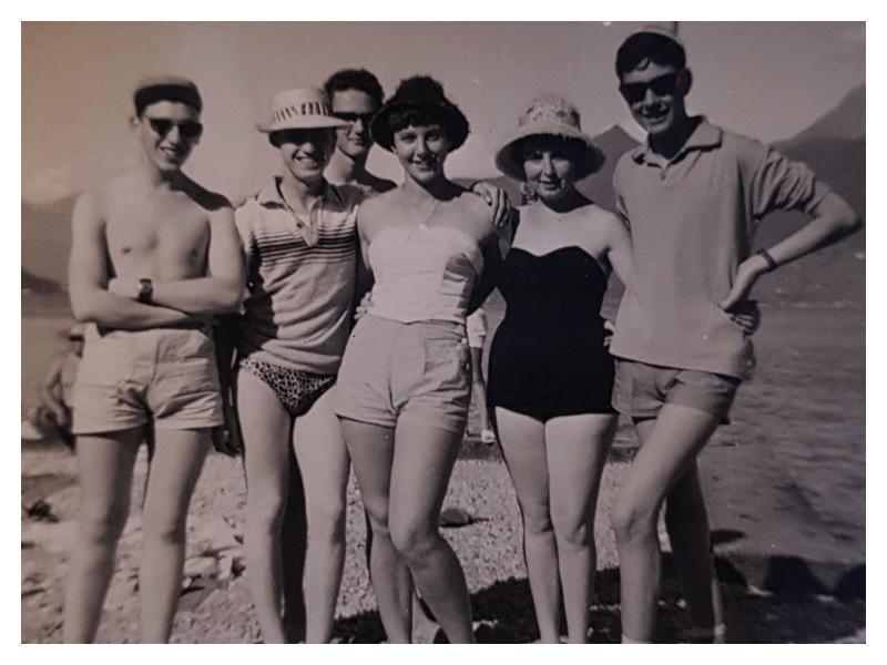 D2024 Alan Curtis, Frank Eliel, Frank Godson, Sandra Morris, S. Redland, Monica Schaffer
