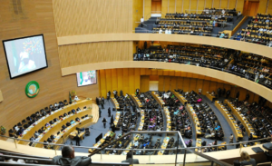 The African Union's 2013 summit in Addis Ababa, Ethiopia. Source: Wikicommons