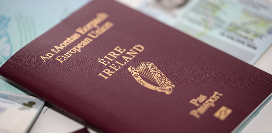 The Irish Seanad is currently considering a bill to reinstate birthright citizenship in Ireland. (Department of Foreign Affairs and Trade of Ireland)