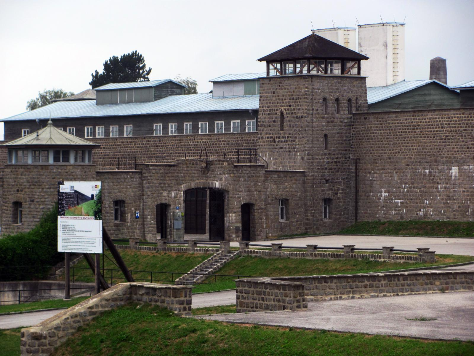 Germany charged Hans H. with over 36,000 counts of accessory to murder during his time as a guard at the Mauthausen-Gusen concentration camp. (Glen Scarborough, flickr)