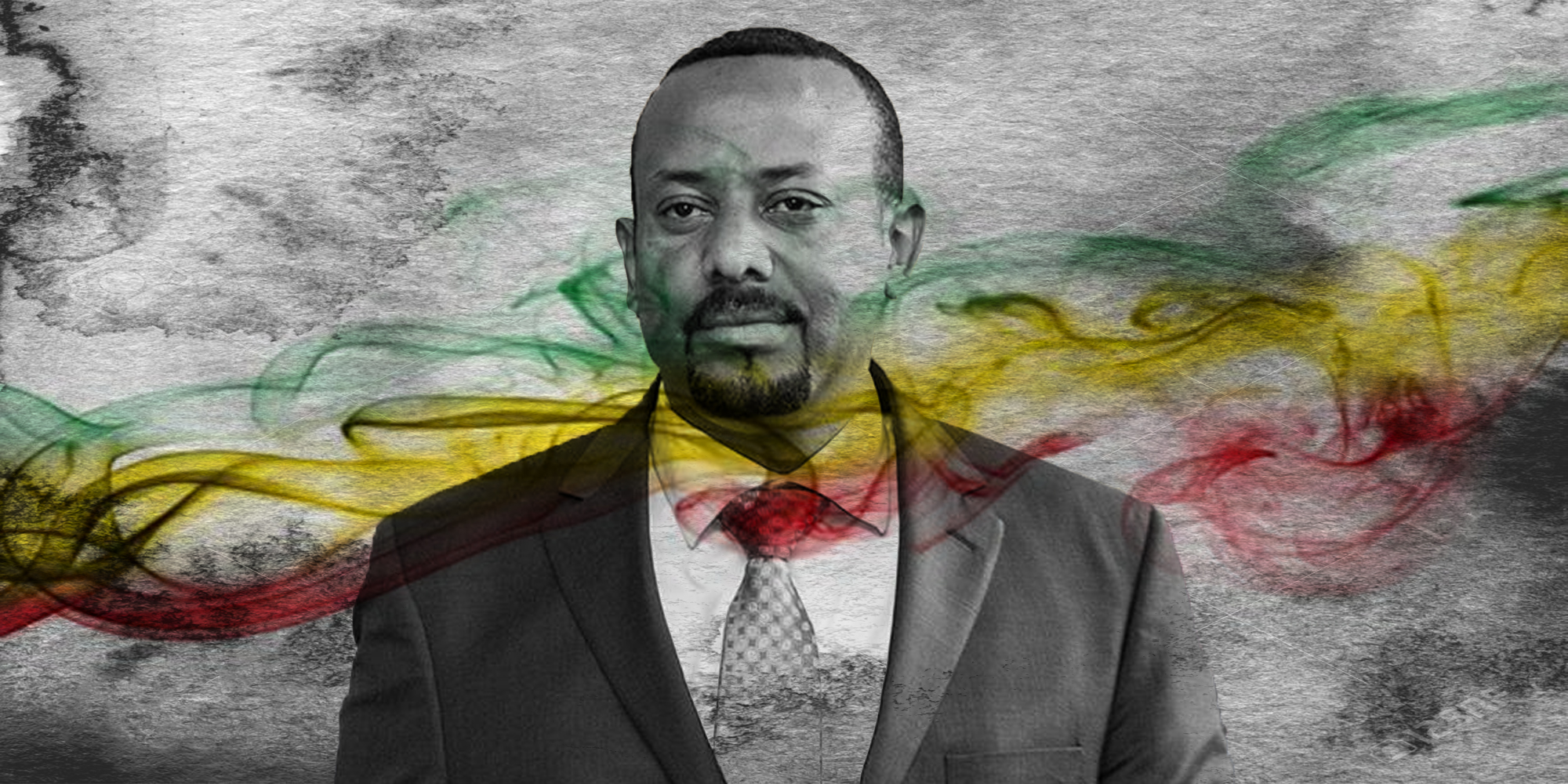 Abiy Ahmed, Prime Minister of Ethiopia.