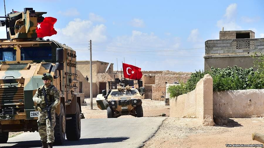 Since intervening in the Syrian conflict, Turkish soldiers have advanced into parts of northern Iraq. (Wikipedia Commons)