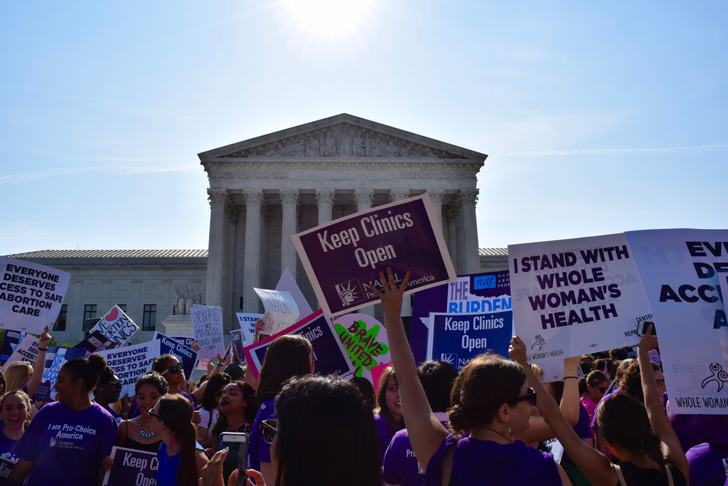 The ruling on the Louisiana Abortion Bill marks the first case about abortion that the Supreme Court has seen since the addition of Justice Brett Kavanaugh. (Flickr)