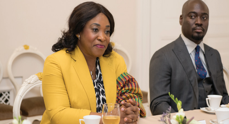 Shirley Ayorkor Botchwey was appointed Ghanaian minister of foreign affairs in January 2017. (Flickr)