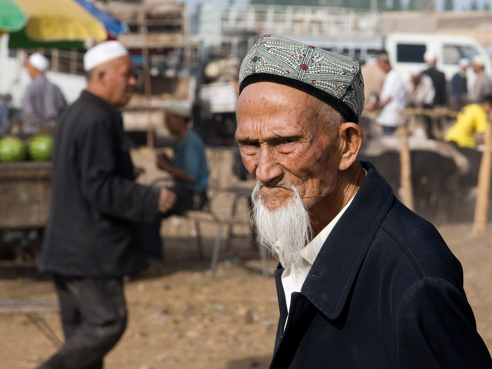 China has been cracking down on its Uyghur population. (Wikimedia Commons)