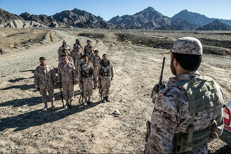 The Islamic Revolutionary Guards Corps are Iran's paramilitary force. (Wikimedia Commons)