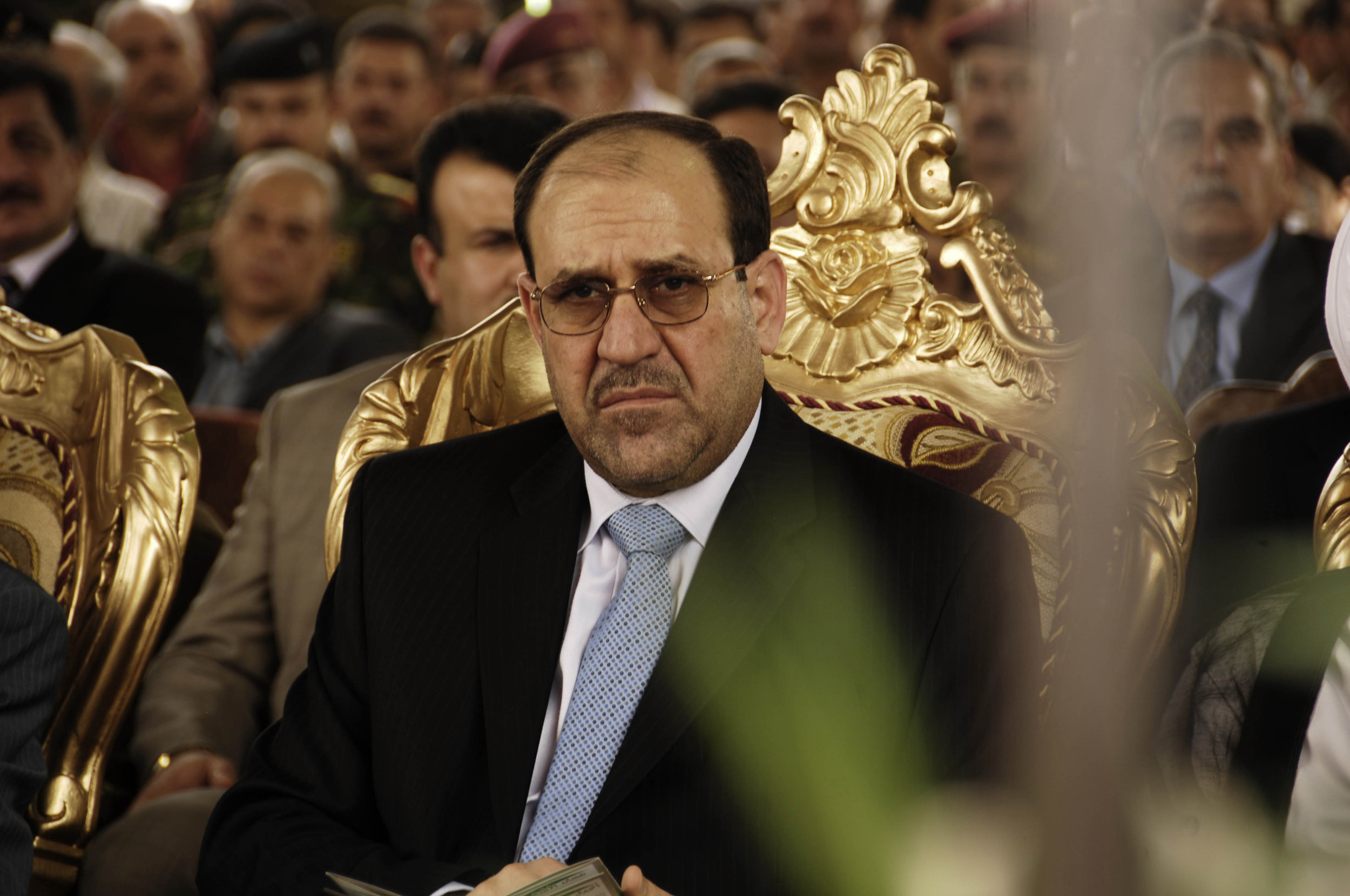 Iraqi politician Nouri Al-Maliki denounced the new channel as an interference in Iraqi affairs. (Wikimedia Commons)
