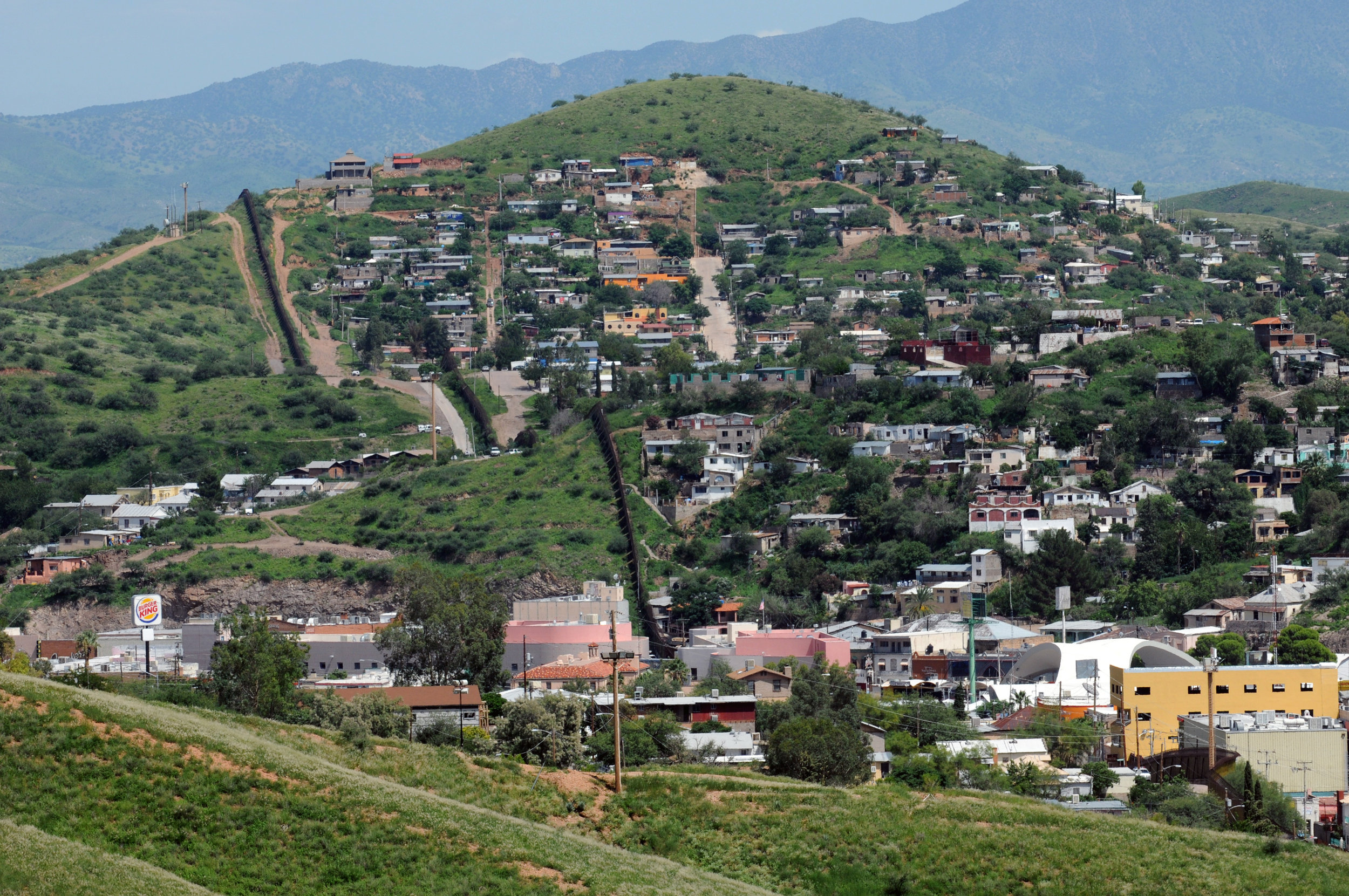 The city of Nogales, Arizona garners national attention after the president's declaration of a national emergency at the border. (Wikimedia Commons)