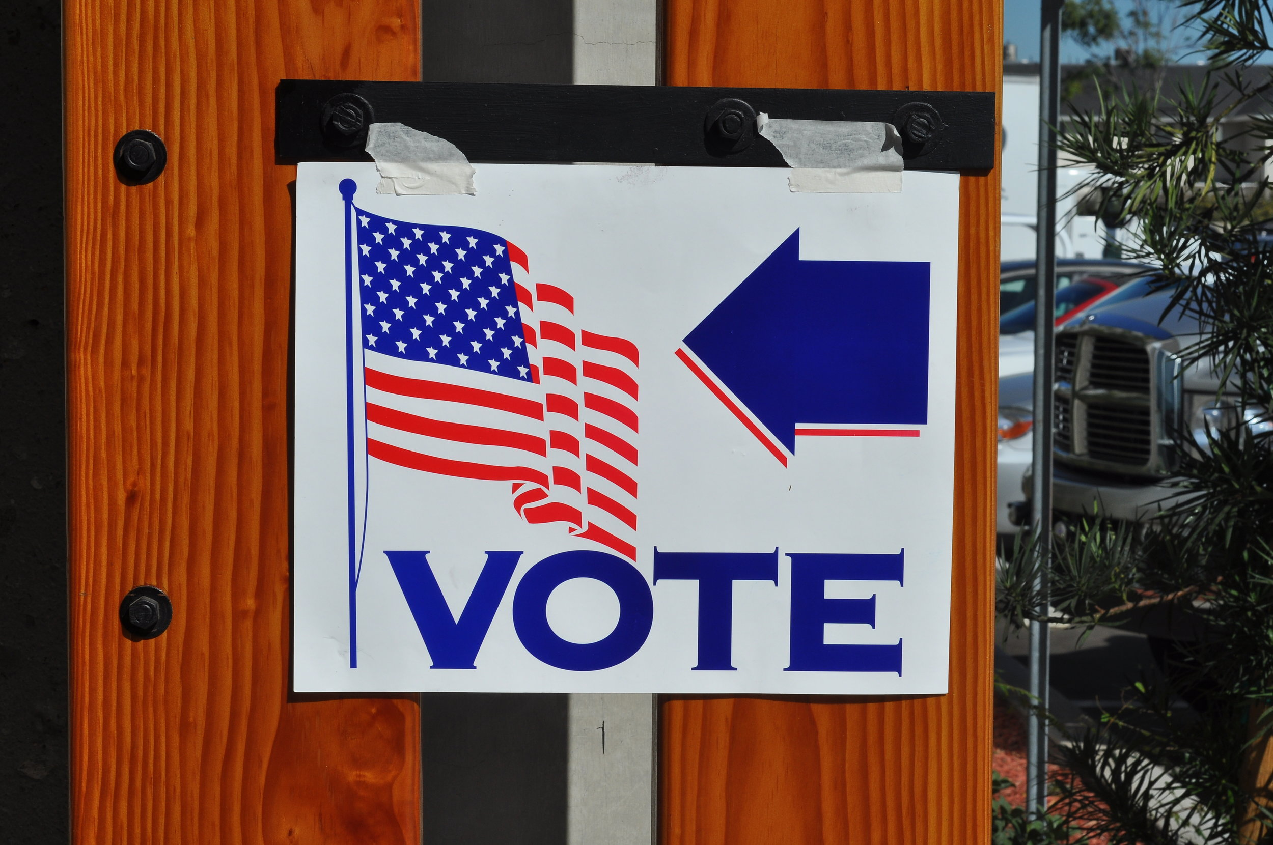 Election reforms, including making Election Day a federal holiday and abolishing the electoral college, divide Congress along partisan lines. (Wikimedia Commons)