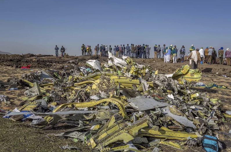 The crash of Ethiopian Airlines Flight 302 is still being investigated. ( Mulugeta Ayene )