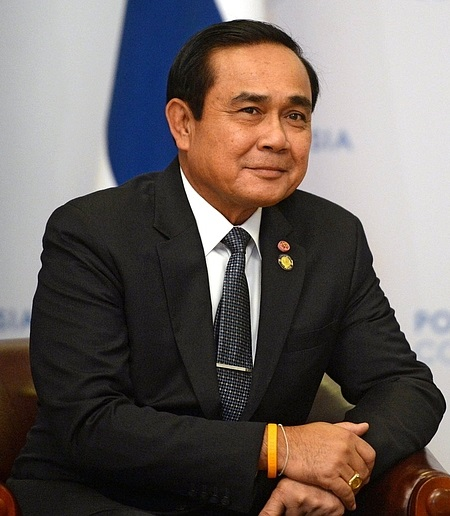 Prime Minister Prayuth Chan-ocha and his ruling junta are determined to stay in power in the 2019 Thai general election. (Wikimedia Commons)