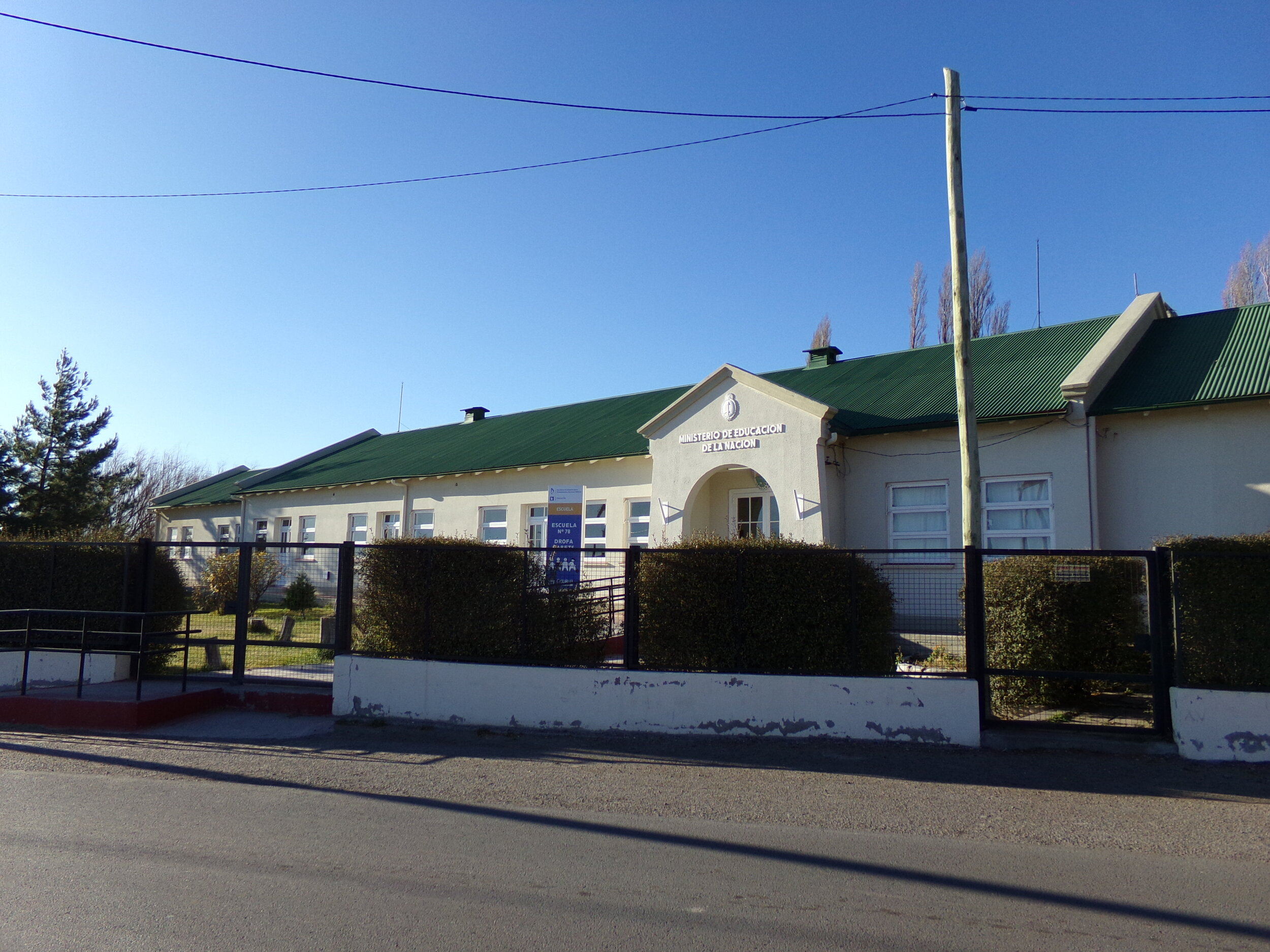 Public schools in southern Argentina have been closed for two months as teacher strikes continue ( Wikimedia )