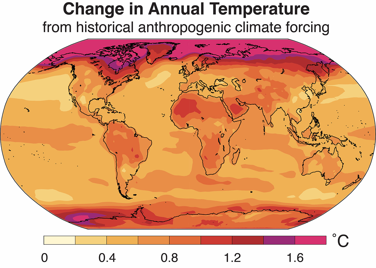 Anthropogenic climate change began to accelerate in the mid-19th century as fossil fuel use increased. (Stanford University)