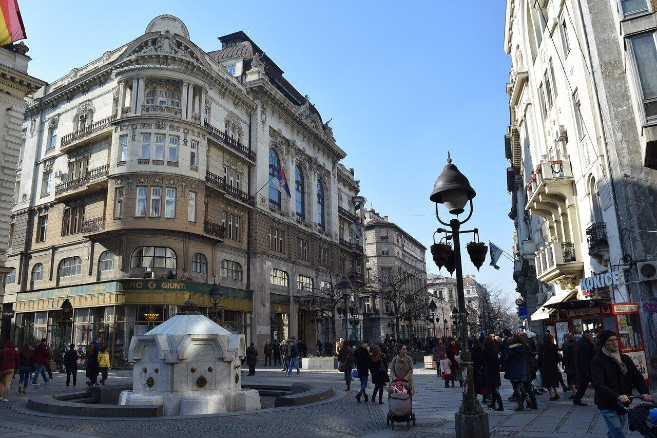 Chinese police began their patrol of Belgrade on September 18 (NeedPix)