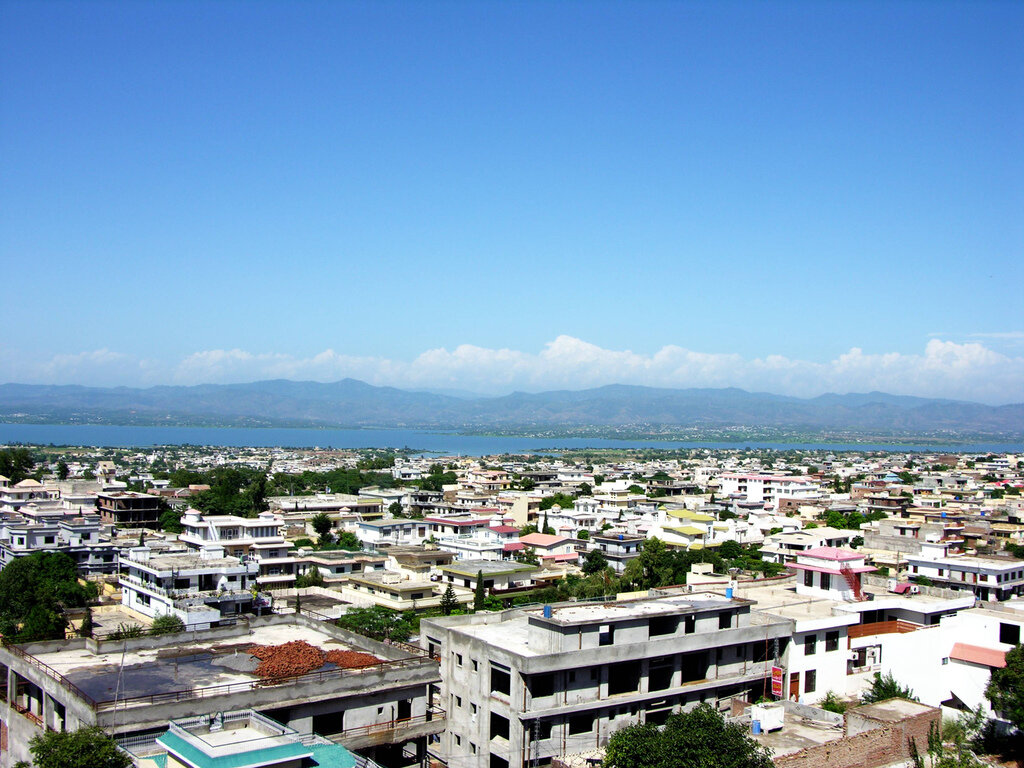 A 5.6-magnitude earthquake struck two miles away from Mirpur in Pakistan. (Wikimedia Commons)