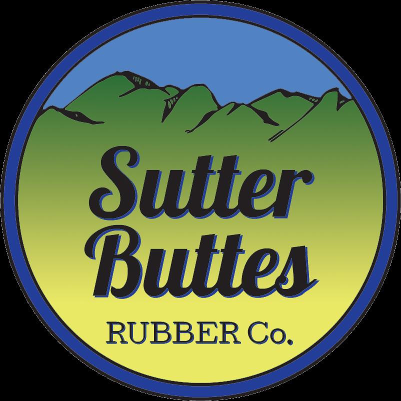Sutter Buttes Rubber