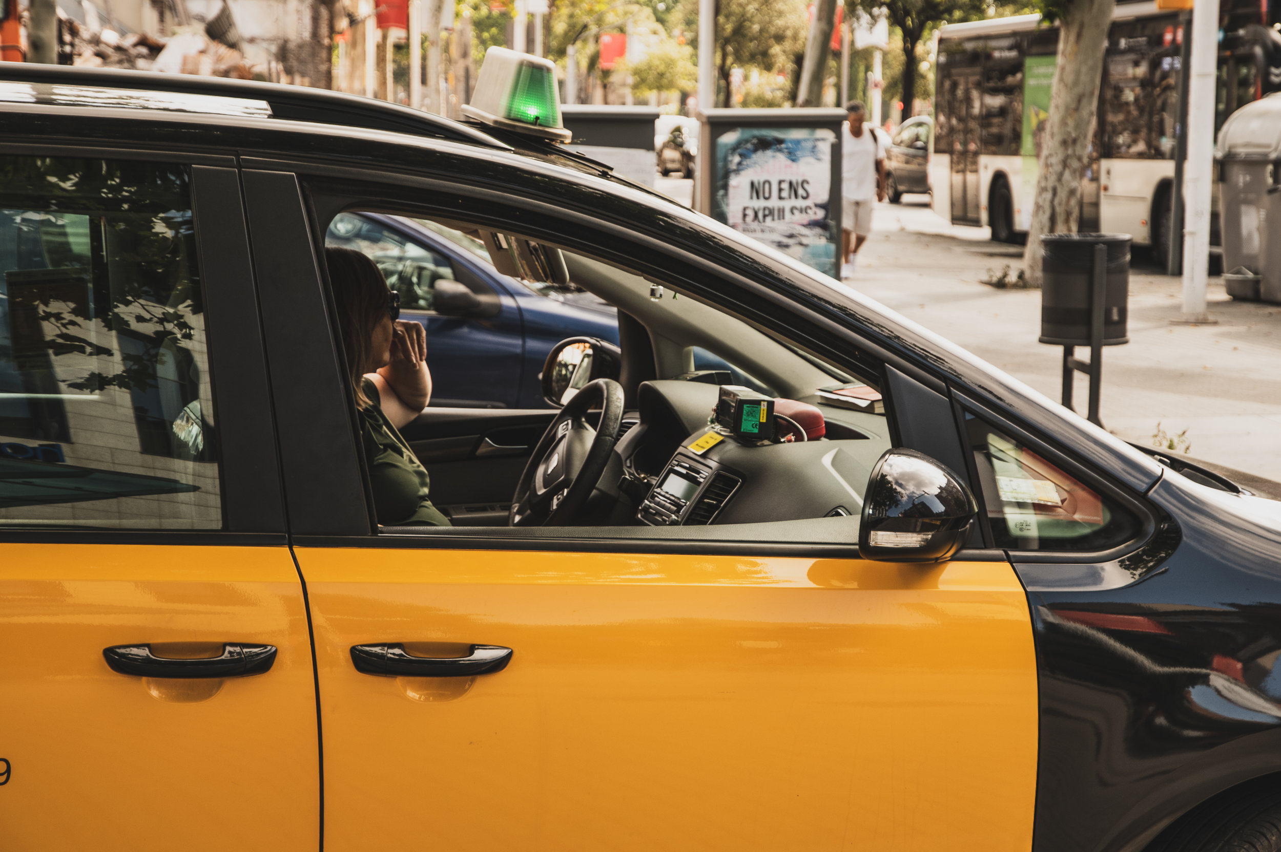 Taxis & Private Driver Services -