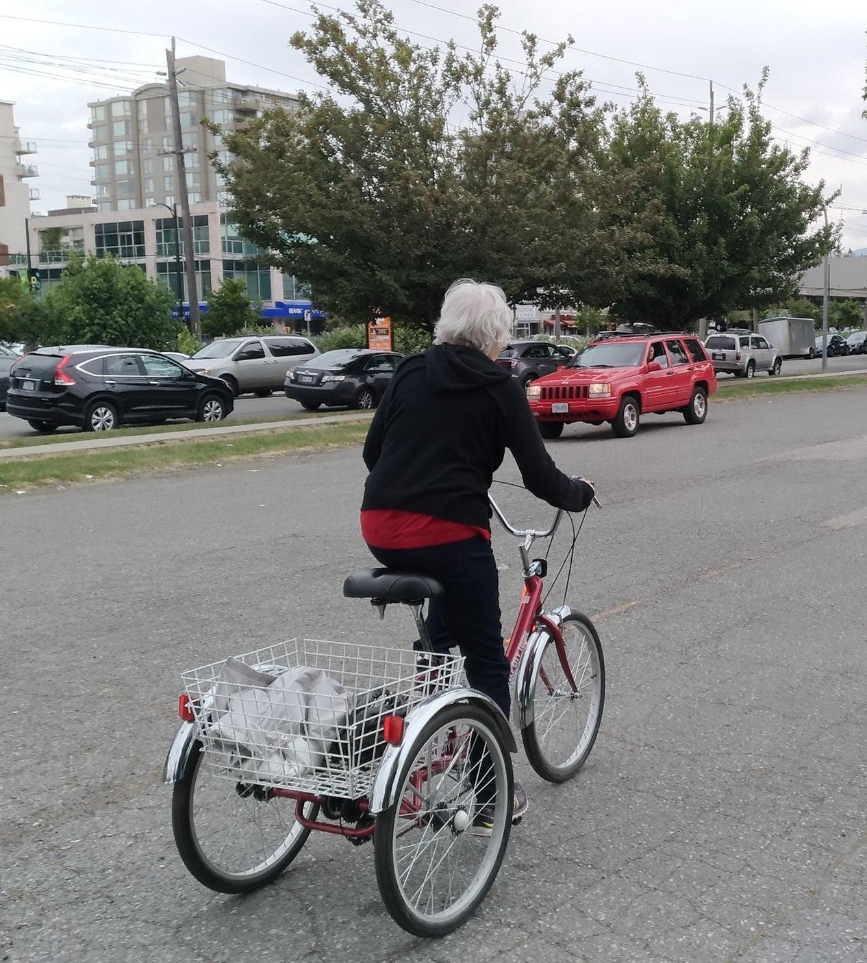 Cycling & Triking -