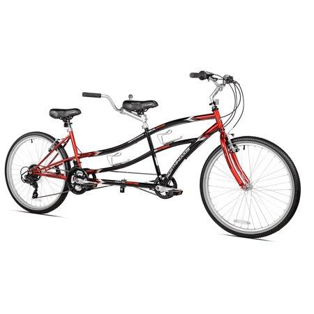 Tandem bike example