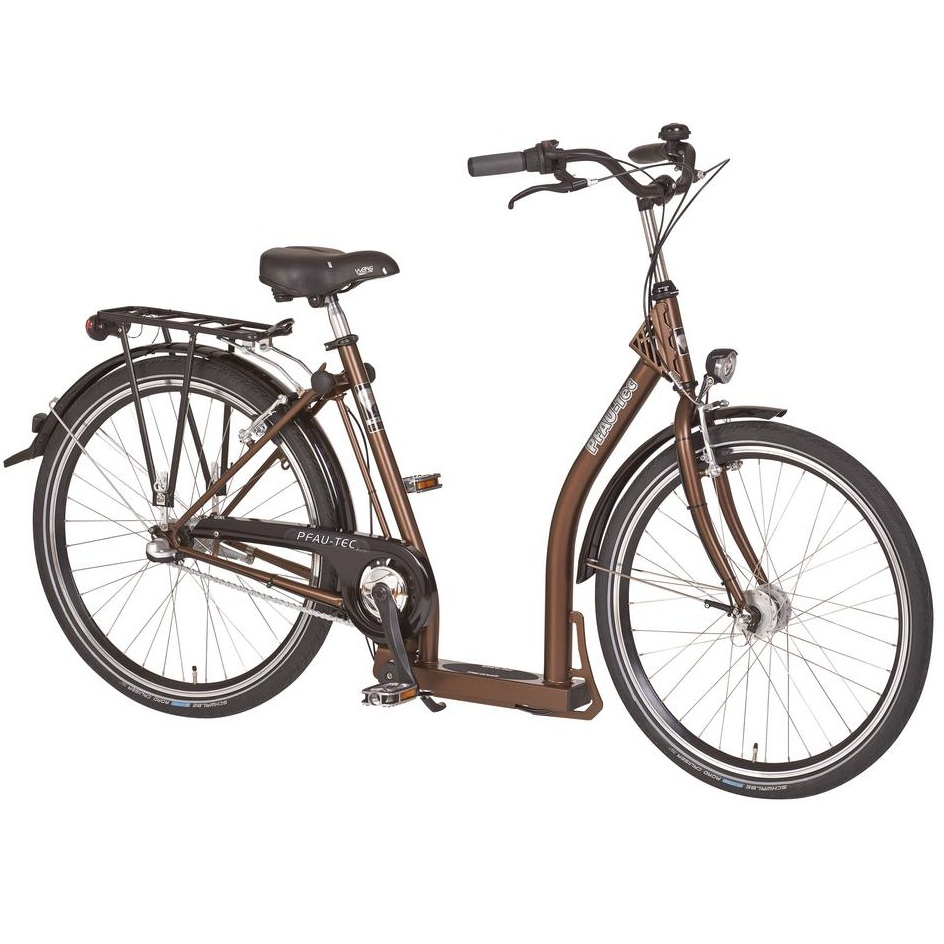 Step-thru bike