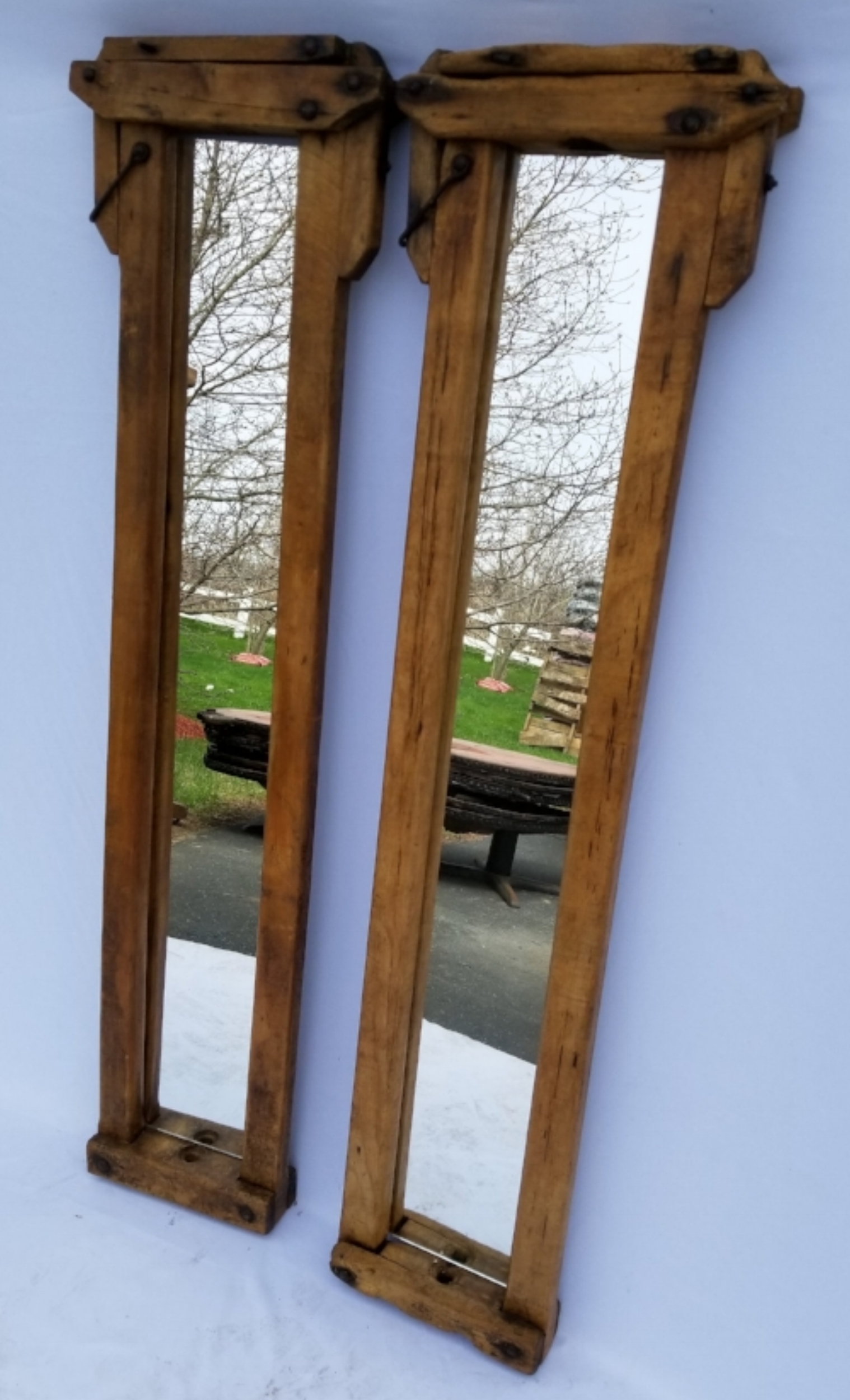 Wooden Stanchions
